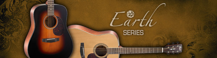 Cort Earth Series - ELTON.COM.UA
