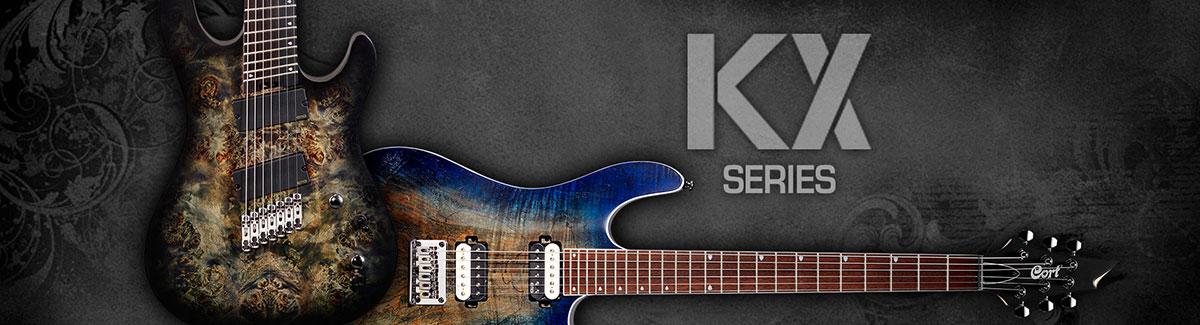 Cort KX Series - ELTON.COM.UA