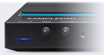 Alesis SamplePad Pro ELTON.COM.UA