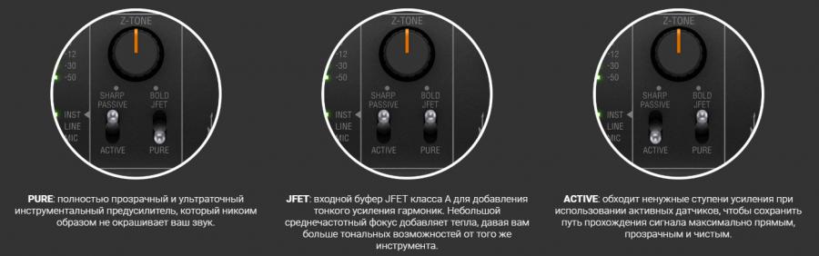 IK Multimedia AXE I/O Z-Tone