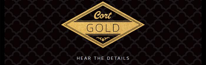 Cort Gold Series - ELTON.COM.UA