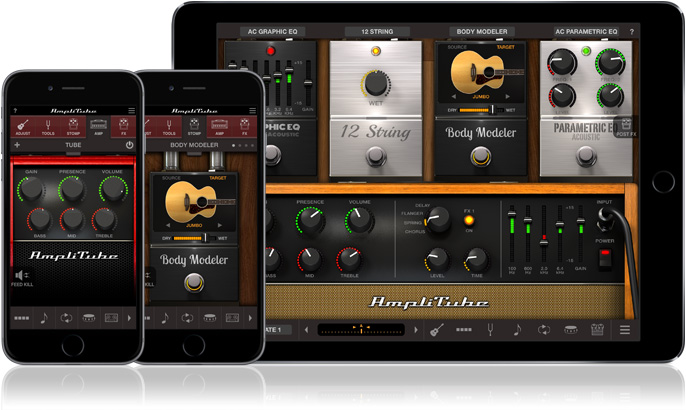 IK Multimedia Amplitube Acoustic ELTON.COM.UA