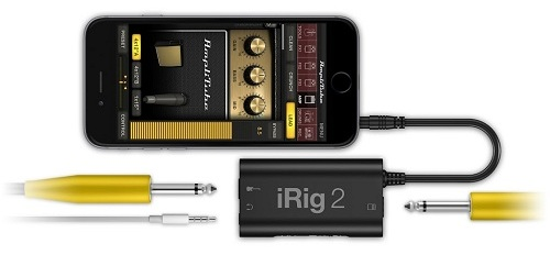 IK Multimedia iRig2 купить в Украине
