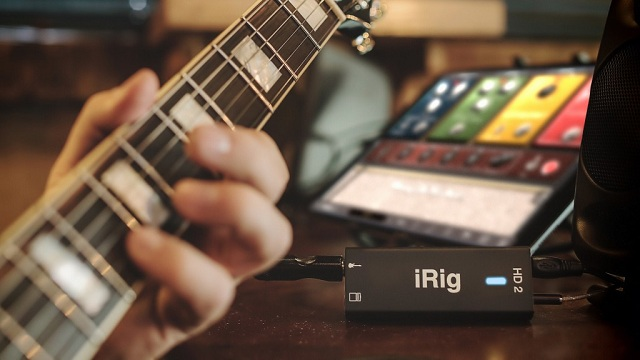 IK Multimedia iRig HD2 - ELTON.COM.UA