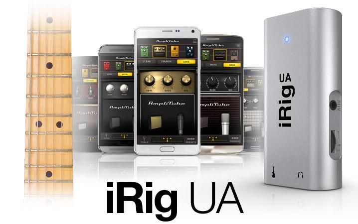 IK Multimedia iRig UA купить