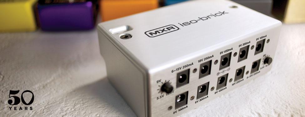 MXR ISO BRICK M238 ELTON.COM.UA