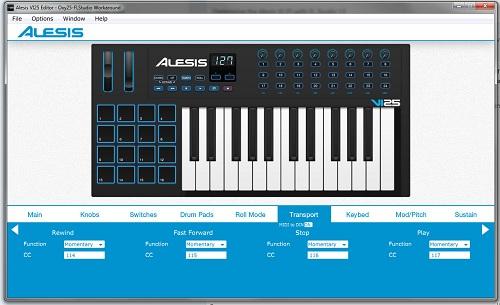 Alesis VI25 ELTON.COM.UA