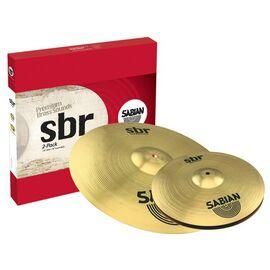 Набор тарелок SABIAN SBr 2-Pack, фото