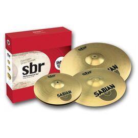 Набір тарілок SABIAN SBr Performance Set, фото