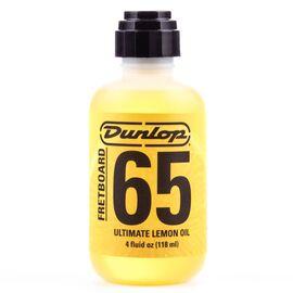 Лимонне масло для накладки грифа DUNLOP 6554 FORMULA 65 FRETBOARD ULTIMATE LEMON OIL 4OZ, фото