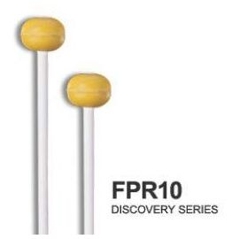 Палочки для перкуссии PROMARK FPR10 DSICOVERY / ORFF SERIES - YELLOW SOFT RUBBER, фото