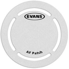 Кік-пед для бас-барабана EVANS EQPAF1 AF BASS PATCH, фото
