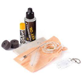 Средство по уходу за духовыми инструментами DUNLOP HE106 Composition Clarinet Maintenance Kit, фото