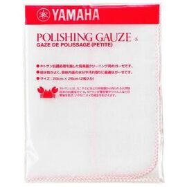 Догляд за духовими інструментами YAMAHA Polishing Gauze S, фото