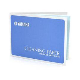Догляд за духовими інструментами YAMAHA Cleaning Paper, фото