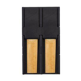 Кейс для тростей RICO Reedgard IV - Clarinet/Alto Sax Black, фото