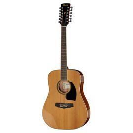 Акустическая гитара 12-струн IBANEZ PF15-12 NT, фото