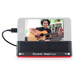 Мікрофон і гітарний інтерфейс FOCUSRITE ITRACK POCKET, фото