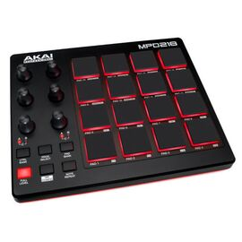 Контроллер AKAI MPD218 MIDI, фото
