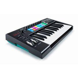 MIDI-контроллер NOVATION LAUNCHKEY 25 MK2, фото