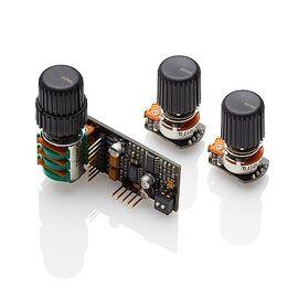Еквалайзер для бас-гітари EMG BQS CONTROL, фото