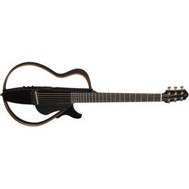 Silent гитара YAMAHA SLG200S (TBLK), фото