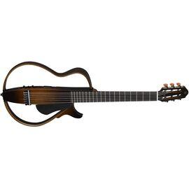 Silent гитара YAMAHA SLG200N (TBS), фото