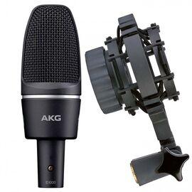Конденсаторный микрофон AKG C3000, фото 6