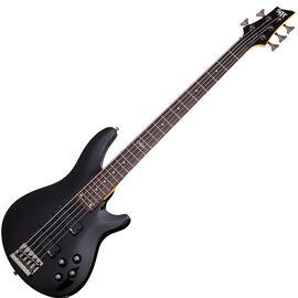 Бас-гитара C-5 BASS SGR BY SCHECTER BLK, фото