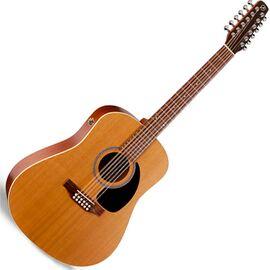 Акустическая 12-ти струнная гитара SEAGULL 029389 Coastline S12 Cedar QI, фото