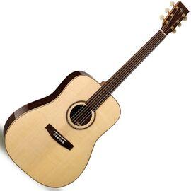 Акустическая гитара S&P 025213 Showcase Rosewood with DLX TRIC, фото