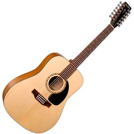 Акустическая гитара S&P 028931 Woodland 12 Spruce, фото
