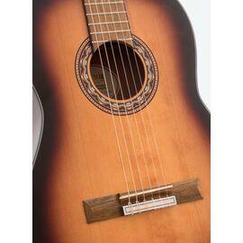 Класична гітара 4/4 VALENCIA VC304ASB, фото 4