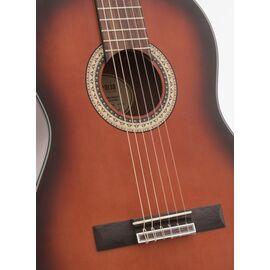 Класична гітара 4/4 VALENCIA VC404CSB, фото 4
