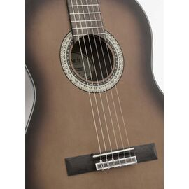 Класична гітара 4/4 VALENCIA VC404HSB, фото 4