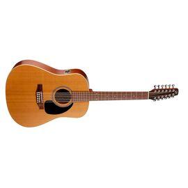 Акустическая 12-ти струнная гитара SEAGULL 029389 Coastline S12 Cedar QI, фото 2