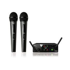 Микрофонная радиосистема AKG WMS40 Mini2 Vocal Set BD US45a/c eu/us/uk, фото