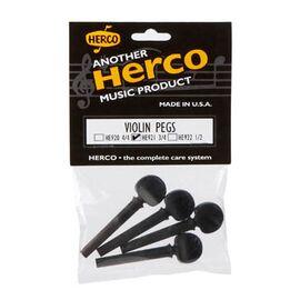 кілки для скрипки DUNLOP HE921 VIOLIN PEG 3/4, фото