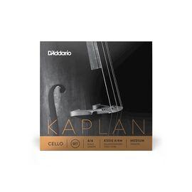 Струны для виолончели D`ADDARIO KS510 4/4M KAPLAN CELLO STRINGS 4/4 MEDIUM, фото