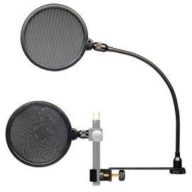 Pop-фильтр для микрофона SUPERLUX HM18AG, фото