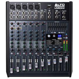 Мікшерний пульт ALTO PROFESSIONAL LIVE 802, фото