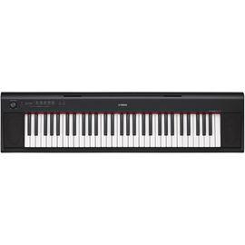 Сценічне цифрове піаніно YAMAHA NP-12B (+ блок живлення), фото
