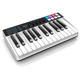 MIDI клавиатура / Аудиоинтерфейс IK MULTIMEDIA iRig Keys I/O 25, фото