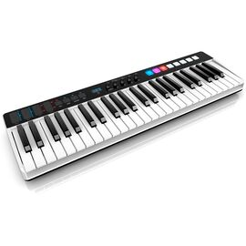 MIDI клавиатура / Аудиоинтерфейс IK MULTIMEDIA iRig Keys I/O 49, фото