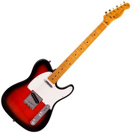 "Электрогитара (копия ""Fender Telecaster"") с чехлом SX FTL50+/2TS, фото"