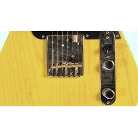 G&L ASAT CLASSIC ALNICO (Butterscotch Blonde, maple, 1-ply Black). № CLF067520, фото 5