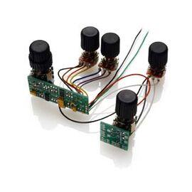 Бас-еквалайзер: Mid Frequency & Mid EQ (на одній ручці) + Bass & Treble (роздільні) + Balance + Master Volume EMG BQS SYSTEM (evo1), фото