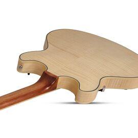 Электроакустическая гитара SCHECTER CORSAIR CUSTOM BB NATP, фото 8
