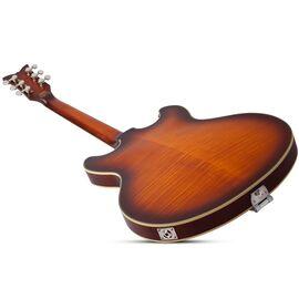 Электроакустическая гитара SCHECTER CORSAIR CUSTOM BB VSBP, фото 8