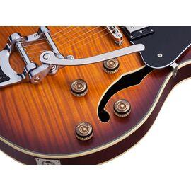 Электроакустическая гитара SCHECTER CORSAIR CUSTOM BB VSBP, фото 6